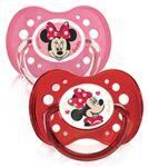 Acheter Dodie Disney sucettes silicone +18 mois Minnie Duo à Paris