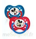 Acheter Dodie Disney sucettes silicone +18 mois Mickey Duo à Paris
