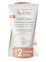 Avène Eau Thermale Cold Cream Duo Crème Mains 2x50ml à Paris
