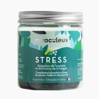 Les Miraculeux Gummies Stress Gommes B/42 à Paris