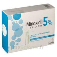 Minoxidil Bailleul 5 % Solution Pour Application Cutanée 3 Fl/60ml à Paris
