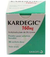 Kardegic 160 Mg, Poudre Pour Solution Buvable En Sachet à Paris