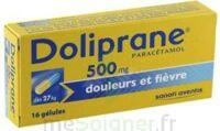 Doliprane 500 Mg Gélules B/16 à Paris