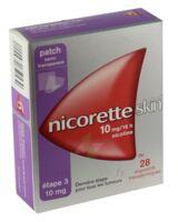 Nicoretteskin 10 Mg/16 H Dispositif Transdermique B/28 à Paris