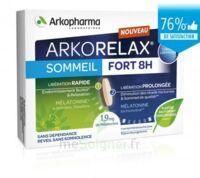 Arkorelax Sommeil Fort 8h Comprimés B/15 à Paris