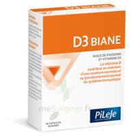 Pileje D3 Biane Capsules 200 Ui - Vitamine D 30 Capsules à Paris