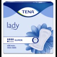 Tena Lady Protection Anatomique Adhésive Super Sachet/30 à Paris