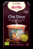 Yogi Tea Tisane AyurvÉdique ChaÏ Doux Bio 17sach/2g à Paris