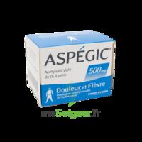 Aspegic 500 Mg, Poudre Pour Solution Buvable En Sachet-dose 20 à Paris