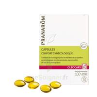 Pranarom Oleocaps 5 Caps Confort Gynécologique & Urinaire à Paris