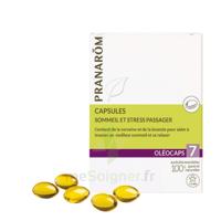 Pranarom Oleocaps 7 Caps Sommeil & Stress Passager à Paris