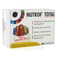 Nutrof Total Caps Visée Oculaire B/60 à Paris