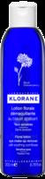 Klorane Soins Des Yeux Au Bleuet Lotion Florale Démaquillante 200ml à Paris