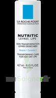 Nutritic Stick Lèvres Sèche Sensibles 2 Etui/4,7ml à Paris