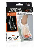 Epitact Sport Protections Ongles Bleus Epitheliumtact 02, Large à Paris