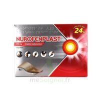 Nurofenplast 200 Mg Emplâtres Médicamenteux 4 Sachets à Paris