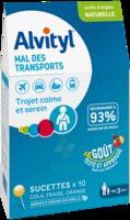 Alvityl Sucette Mal Des Transports B/10 à Paris