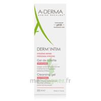 Aderma Derm'intim Ph 8 Gel De Toilette Apaisant 200ml à Paris
