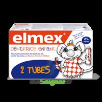 Elmex Duo Dentifrice Enfant, Tube 50 Ml X 2 à Paris