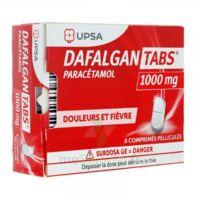 Dafalgantabs 1 G Cpr Pell Plq/8 à Paris