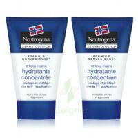 Neutrogena Crème Mains Hydratante Concentrée 2t/50ml à Paris